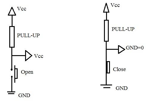 Arduino Pull-up